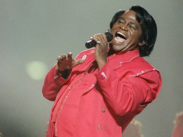 James Brown grew up in Augusta