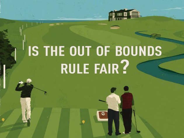 Is The Out Of Bounds Rule Fair? - Golf Monthly