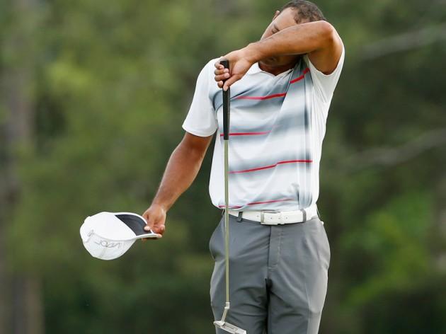 Tiger Round 1