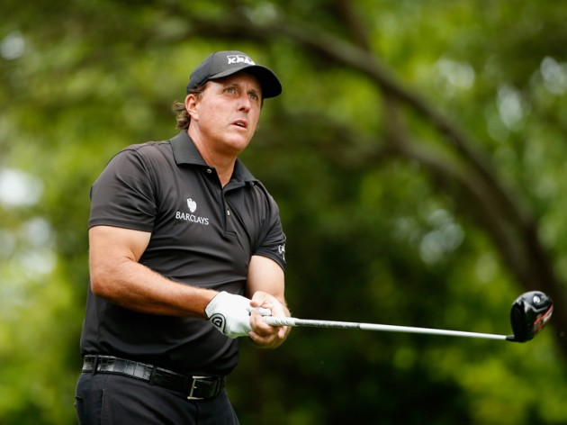 Phil Mickelson withdraws from WGC