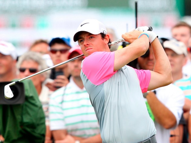 Rory pairs with Tiger
