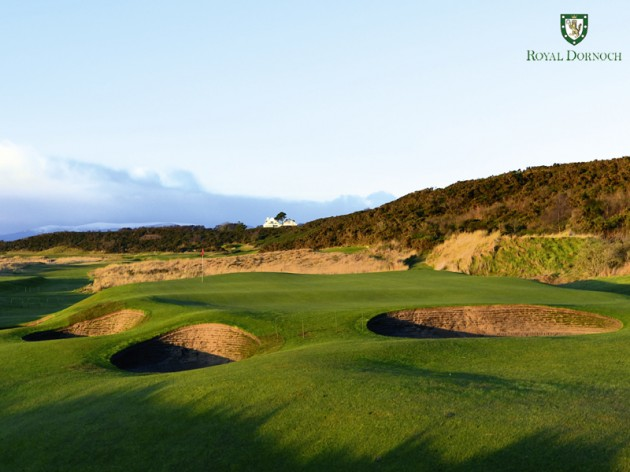 Royal Dornoch Golf Club Championship Course Pictures