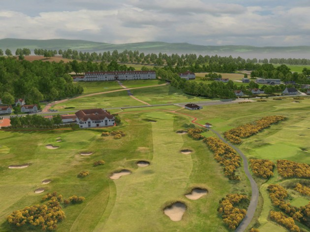 Trump Turnberry Resort Ailsa Course Pictures