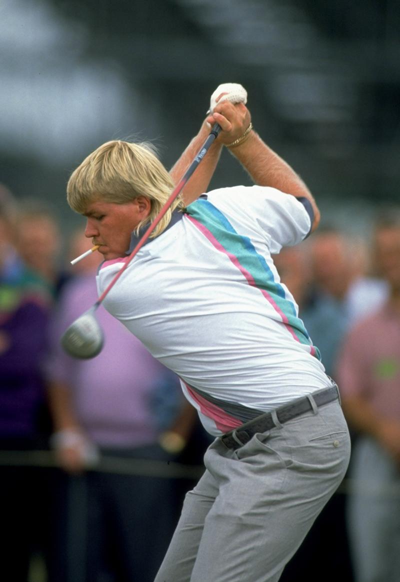 Power Players 10 Through The Ages Golf Monthly
