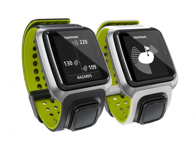 The New Tomtom Golfer Gps Watch