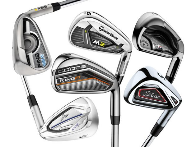 The 11 best game-improvement irons 2017