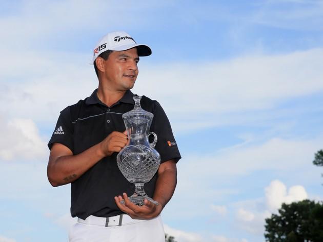 Fabian Gomez wins FedEx St. Jude Classic
