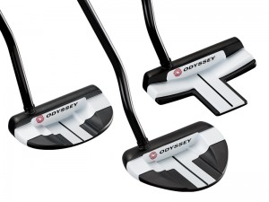 Odyssey Works Big T putters