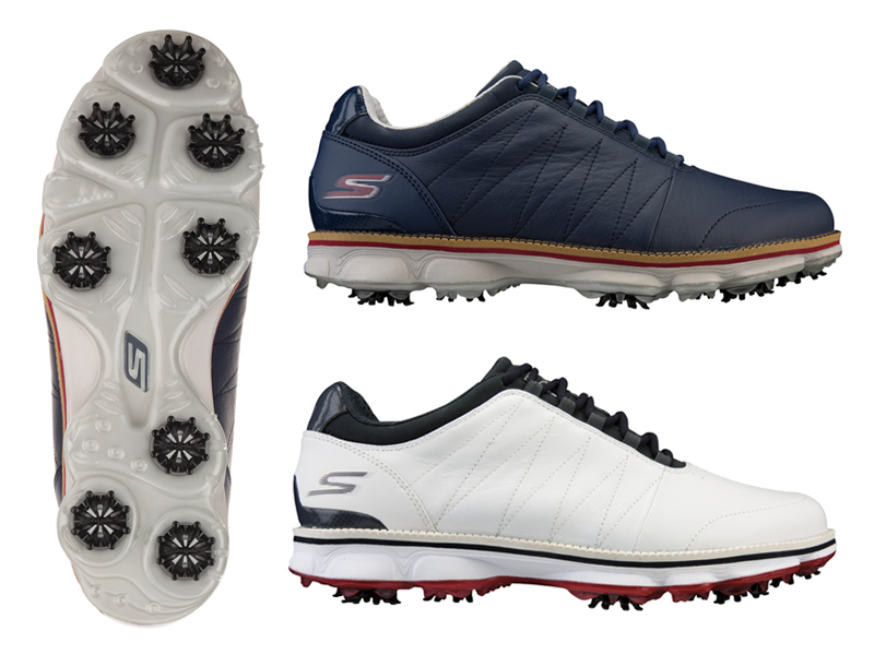 Widening Golf Shoes