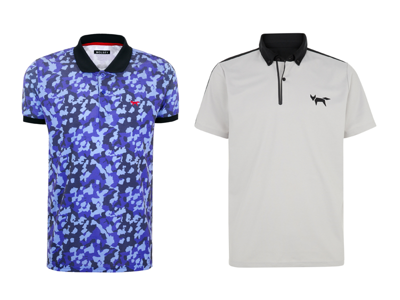 wolsey unveils spring  summer sportsman collection