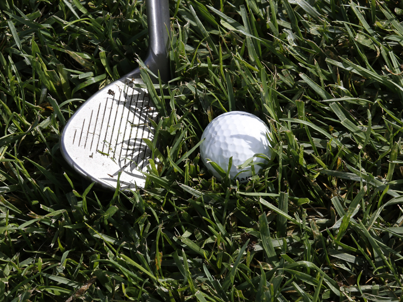 how to chip from thick rough