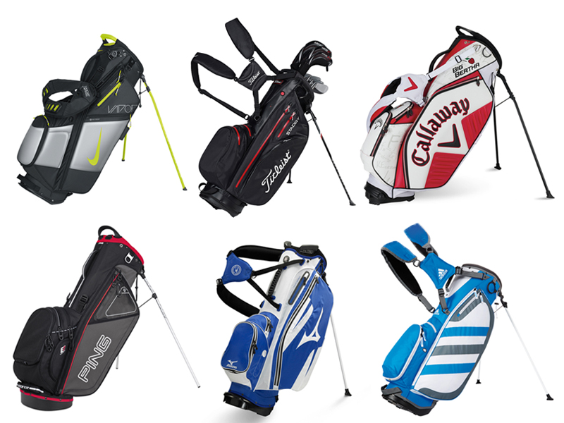 stand bags 2015