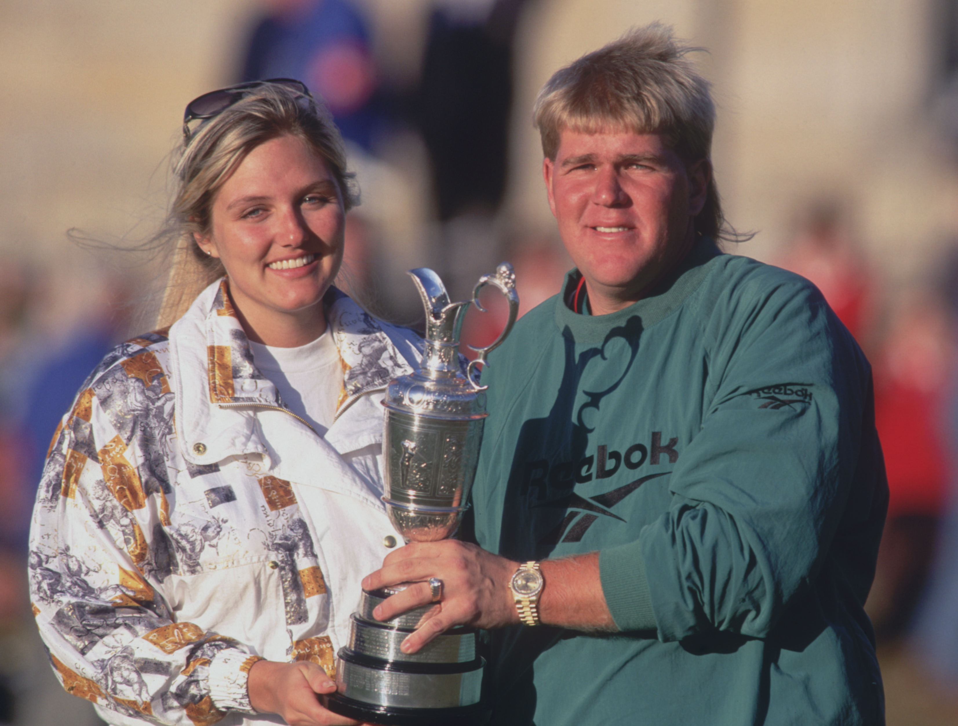 1995  steven bottomley nearly wins the st andrews open