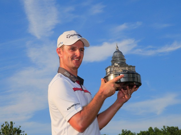 Justin Rose defends Quicken Loans National