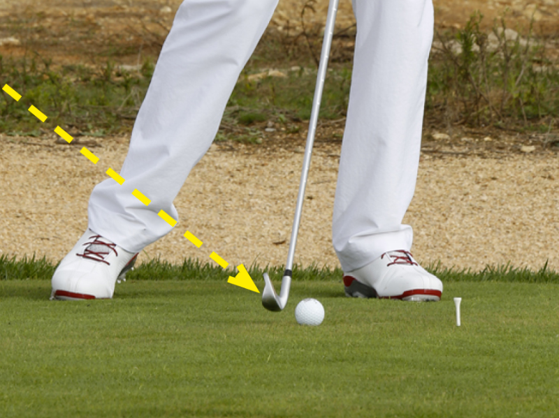Thin iron shots: causes and cures - Golf Monthly