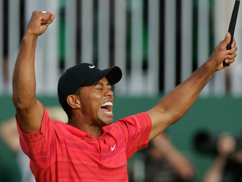 10 tiger woods faces every golfer will recognise