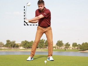 what is lag in the golf swing