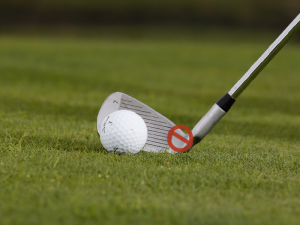 Golf shank causes