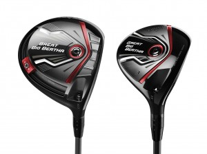 Callaway Great Big Bertha woods 2015