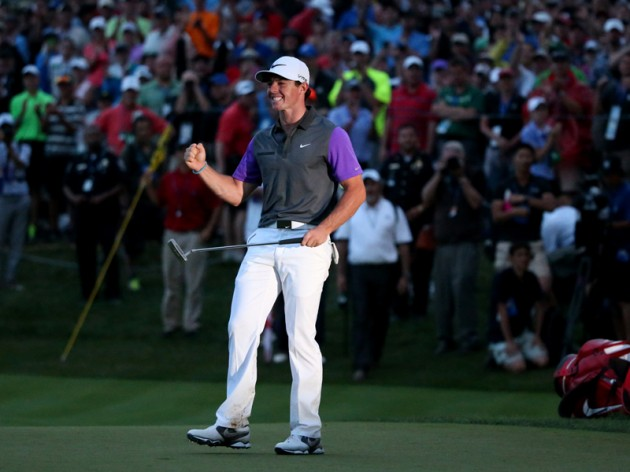 Rory McIlroy will defend his USPGA title at Whistling Straits