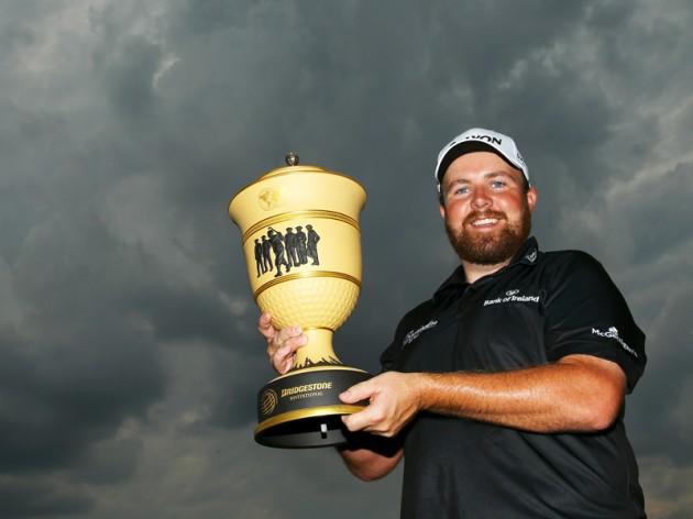 Shane Lowry wins WGC - Bridgestone Invitational