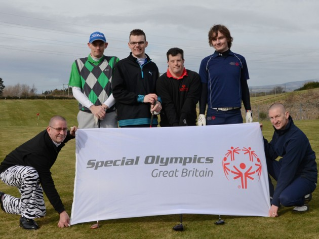 Special Olympics: Team GB