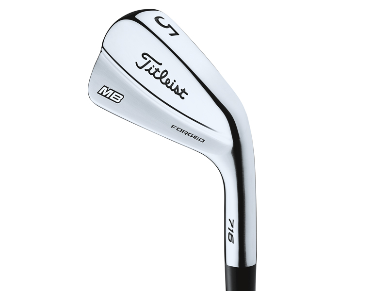 Is The Titleist 716 Mb Iron The Last True Blade Golf Monthly