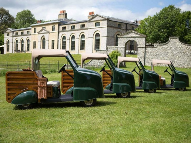 Golf At Goodwood Reveals Redefined Woody 2 Buggy Golf