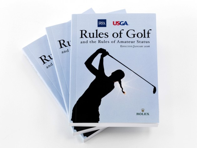 2016 Rules of Golf changes revealed by R&A and USGA