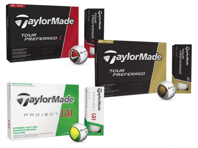 2016 TaylorMade Tour Preferred