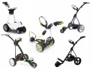 Best electric golf trolleys 2016