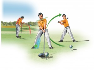 power fixes for golf