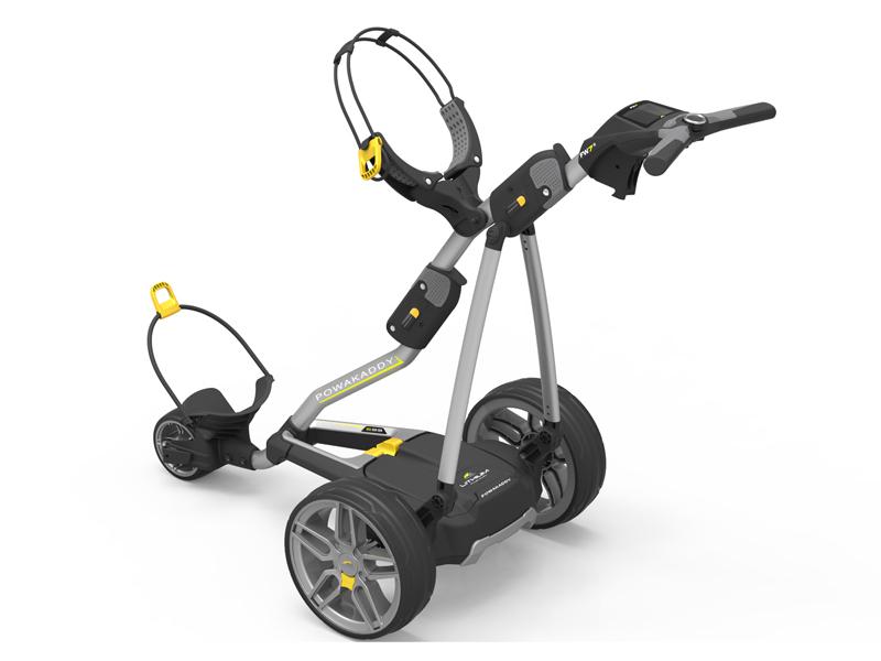 PowaKaddy FW7s electric trolley review - Golf Monthly