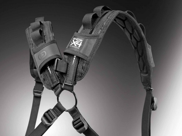 How Much Better For Our Backs And Shoulders Are Double Bag Straps