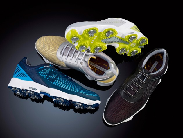 FootJoy has updated four of its most popular shoes