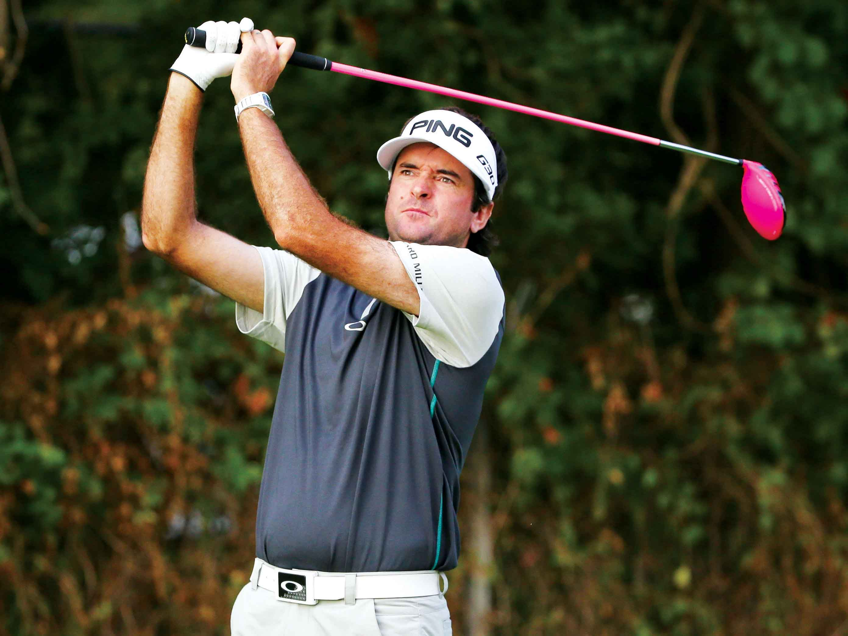 Bubba Watson 10 Rules To Hit It Huge - Golf Digest