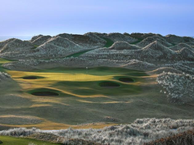 Trump International Golf Links Scotland Pictures