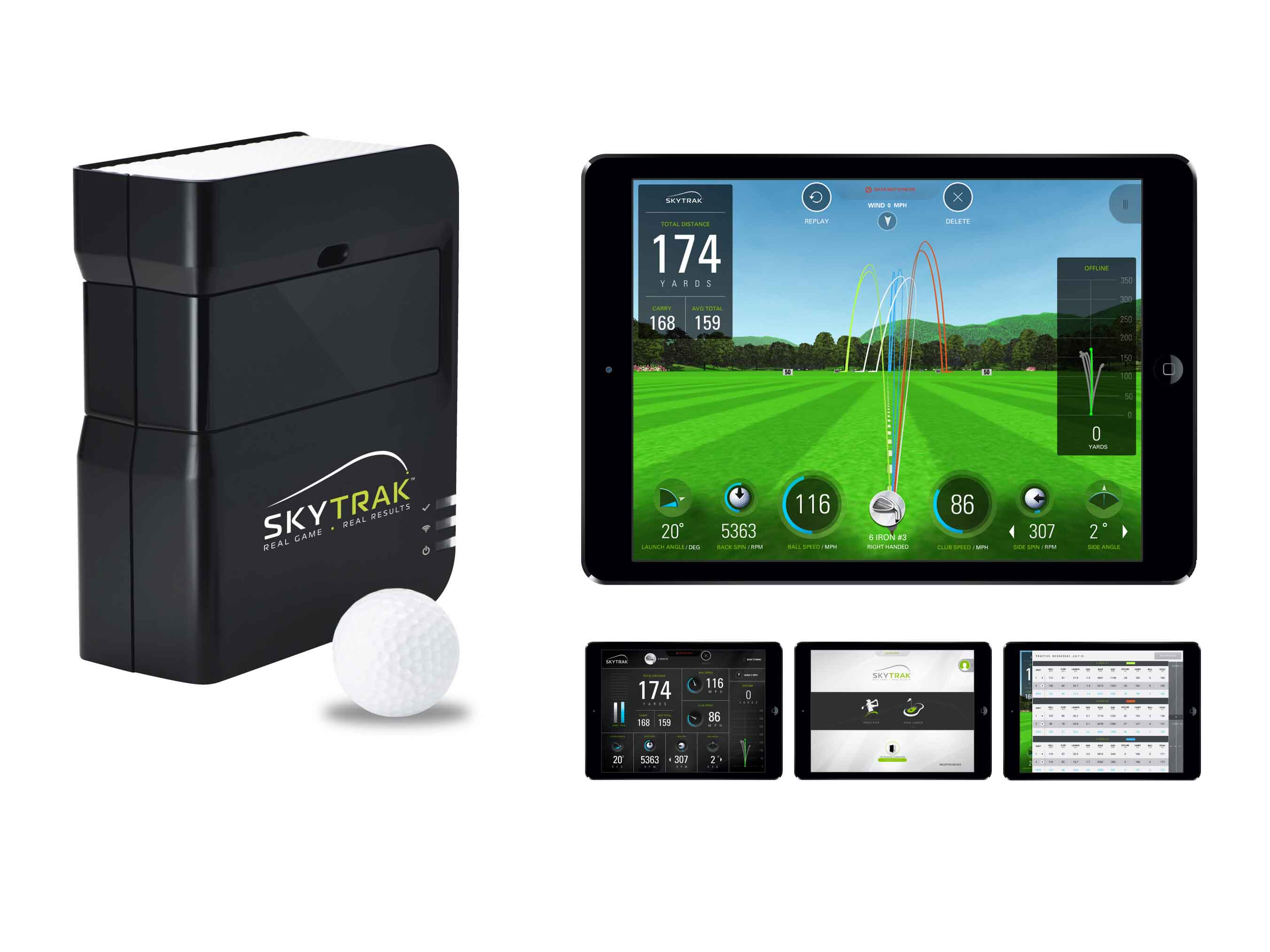SkyTrak launch monitor review