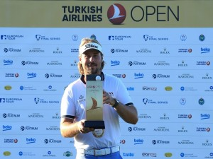 Dubuisson wins in Turkey