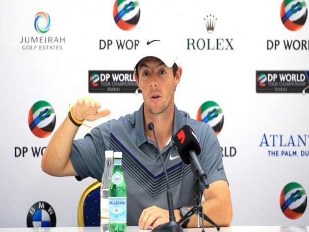 Fantasy Focus: McIlroy aims for Race to Dubai title - Golf ...