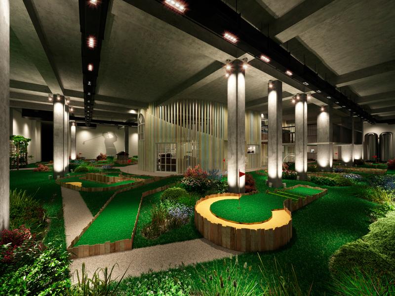 Swinger Golf Lodge