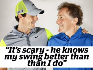 Exclusive Interview: Rory McIlroy's Coach