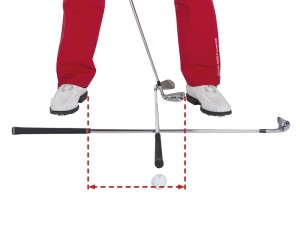 How wide should your stance be