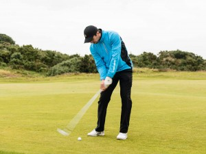Galvin Green Links Masterclass: Iron off a tight lie