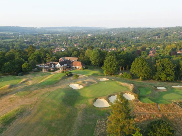 Tandridge Golf Club Course Review