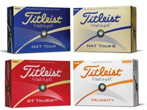 2016 Titleist Performance Ball Range