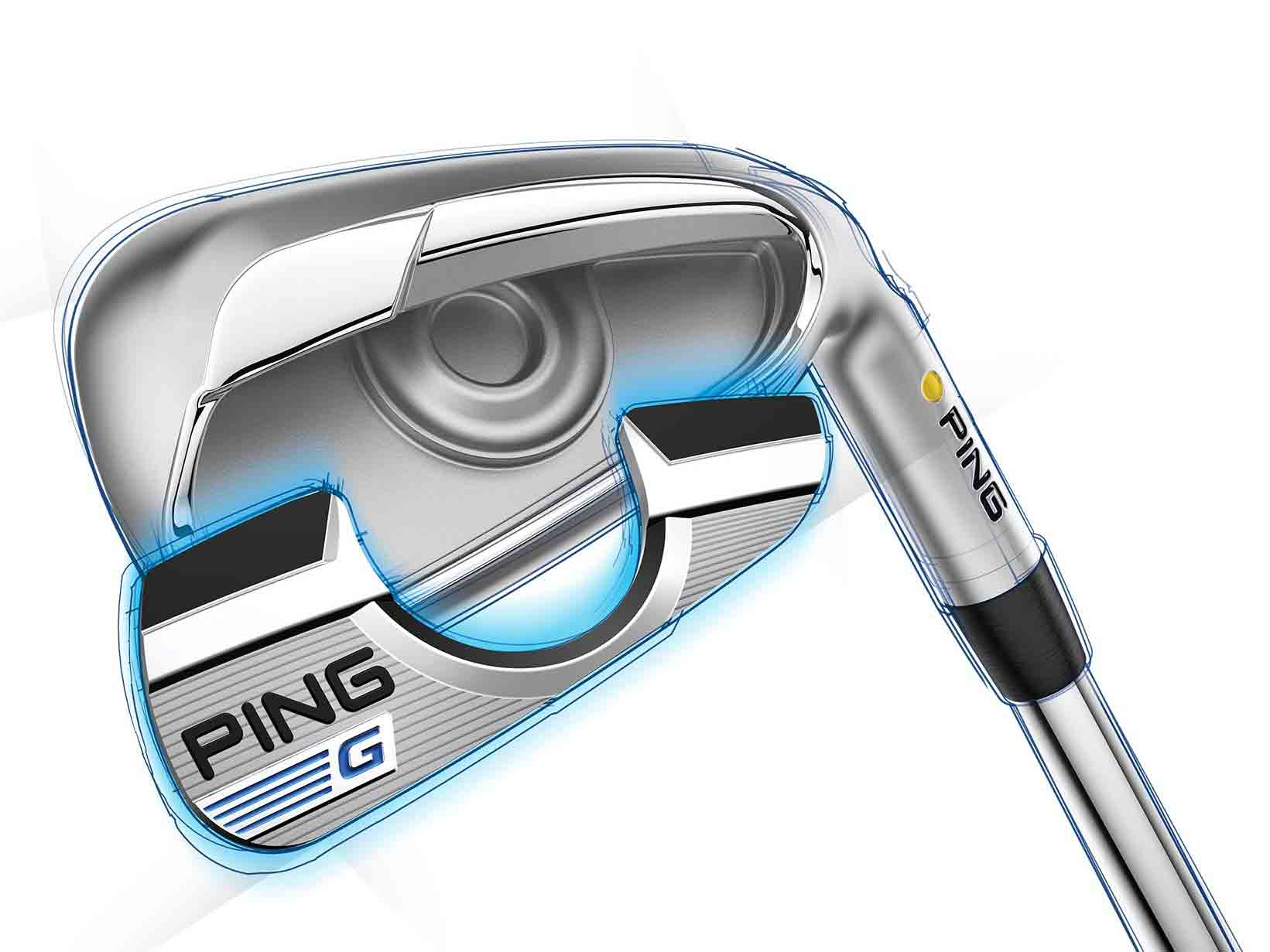 Ping g irons review ping g iron badge nvjuhfo Image collections