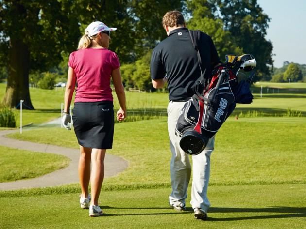 Golf gender