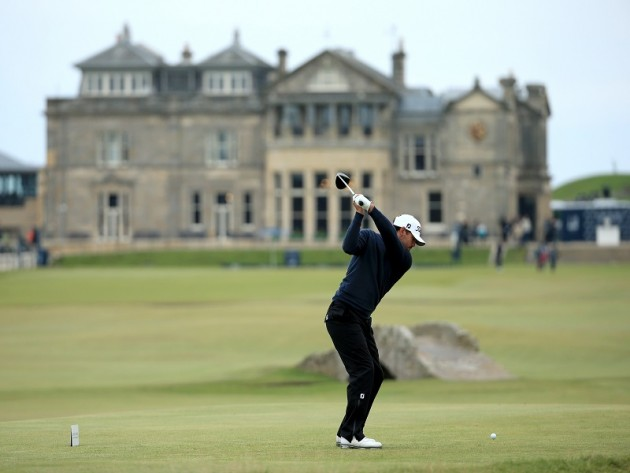 e3c557cbda1 PGA Tour duo join Nike Golf - Golf Monthly