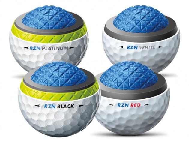 Apoyarse Cercanamente marxista  2016 Nike RZN golf balls revealed - Golf Monthly
